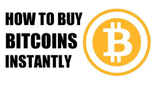 Buy Bitcoins